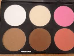 blank canvas cosmetics u2013 palette review kateskabin