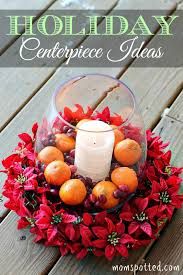 christmas candle centerpiece ideas easy low budget centerpiece idea halosfun momspotted