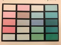 Great Color Palettes by Minimalist Color Palette Probrains Org