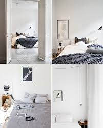 Scandinavian Room by Friday Favorites Bedroom Inspiration Happy Grey Lucky