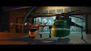planes fire rescue blu ray