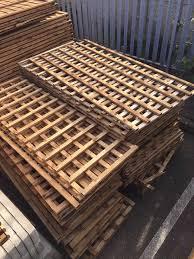 fence trellis u0027 available in romford london gumtree