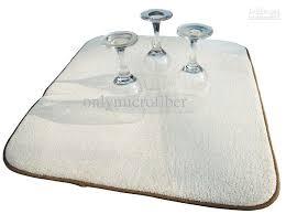 kitchen drying mat 2018 40cmx46cm dish drying mat for kitchen microfiber cushion pad xl