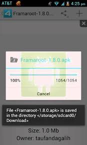 framaroot 1 8 0 apk how to root android easy