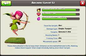 clash of clans archer pics new archer wall breaker u0026 balloon artwork