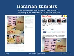 New Mexico Library For The Blind Tumblrtalk Creating And Curating Your