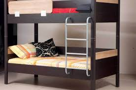 Bed  Wooden Bunk Bed With Futon Riveting Wooden Bunk Bed With - Wood bunk bed with futon