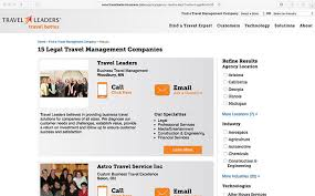 Delaware Travel Management Company images Corporate travel solutions travel leaders network jpg