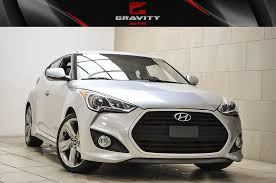 hyundai veloster turbo blacked out 2013 hyundai veloster turbo w black int stock 130873 for sale