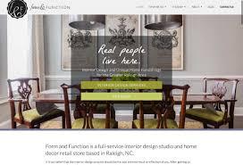 web design portfolio curio electro nj