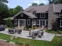 Paver Patio Design Lightandwiregallery Com by Stunning 70 Home Design And Landscape Design Ideas Of Dreamplan