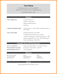 Resume Profile Sample 6 Resume Format Sample Download Forklift Resume