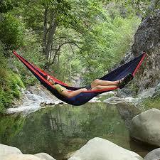double parachute camping hammock start up company