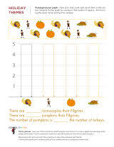 thanksgiving math worksheets sparks