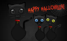 halloween cat background on the lighter side happy halloween inkfish disqus