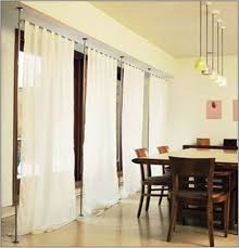 ceiling curtain rod ikea curtain home decorating ideas hash
