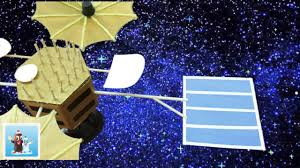 art and craft ideas for kids diy project how to make a satellite