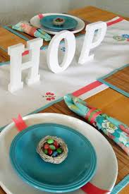 Easter Table Decorations Ideas by