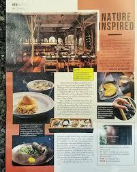 la cuisine de hamburger magazine no 103 ขอบค ณ cuisine de garden bkk