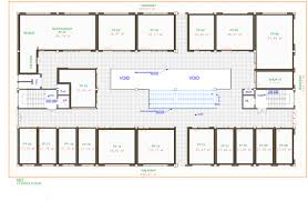 commercial floor plans nasra estate company limited first floor