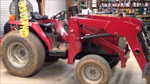 massey ferguson 1240 tractor clutch repair youtube