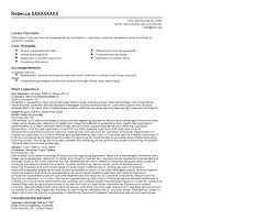 Job Objective On Resume by Target Retail Sales Associate Resume Sample Quintessential