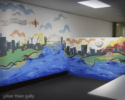 murals sillier than sally fine art and design