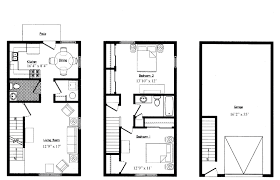 apartment garage floor plans 18 2 bedroom apartment floor plans garage hobbylobbys info