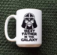 star wars darth vader best father in the galaxy coffee mug