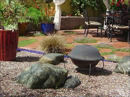 exteriors magnificent patio river rock gravel backyard ideas