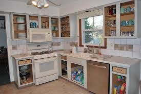 Painted Glazed Kitchen Cabinets Pictures by Best Painting Kitchen Cabinets White Ideas