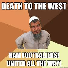 Ham Meme - funny football pictures west ham google search west hsm