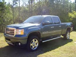 review 700 miles in a gmc denali 2500 hd 4x4 the truth about cars