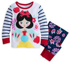 snow white baby pyjamas