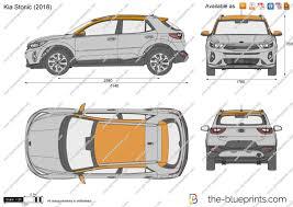 the blueprints com vector drawing kia stonic