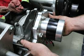 automotive electric water pump electric or mechanical water pumps which is best for street strip