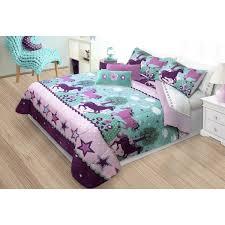 Unicorn Bed Set Unicorn 3 Comforter Set Free Shipping On Orders 45