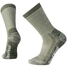 smartwool trekking heavy crew socks merino wool