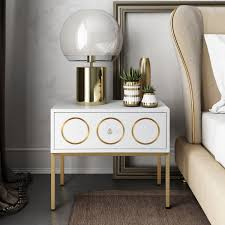 Affordable Mirrored Nightstand Bedroom Nightstand Affordable Nightstands Tall Nightstands With