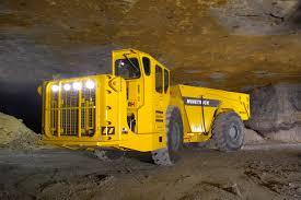atlas copco minetruck mt2000 mt2010 special vehicles