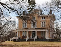 Italianate Style House The Picturesque Style Italianate Architecture The John G