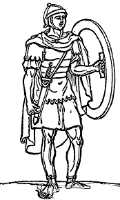 click the r legionary ier coloring pages to view printable version