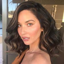lob hairstyle pictures 37 chicest lob haircuts for 2018 glamour