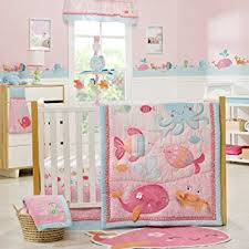 Carters Baby Bedding Sets The Sea 5 Baby Crib Bedding Set With