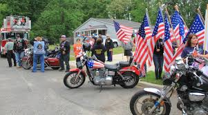 Bonnie Flag Warriors U0027 Watch Riders We Have Your Backs At Home