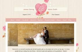 wedding websites wedding websites something pretty