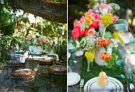Vintage Garden Wedding Ideas Vintage Garden Wedding Ideas