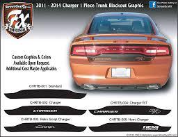 2014 Dodge Charger Tail Lights Dodge Charger U2013 Streetgrafx