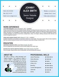 The Best Resume Template by Resume Template The Best Cv Amp Templates 50 Examples Design