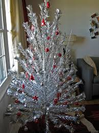 gadding about with grandpat our vintage 1950s aluminum tree